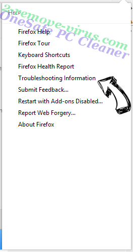 Fluey Search Firefox troubleshooting