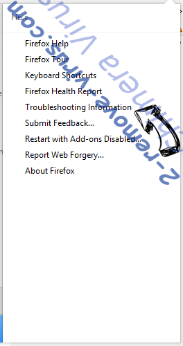 Chimera Virus Firefox troubleshooting