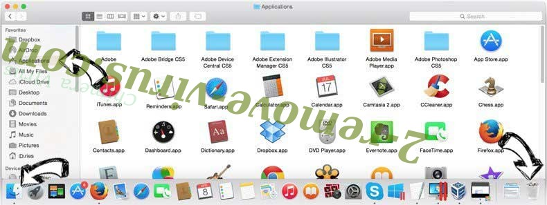 AlphaShoppers.co removal from MAC OS X