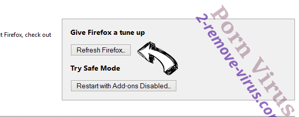 Search.yoursocialhubnow.com Firefox reset
