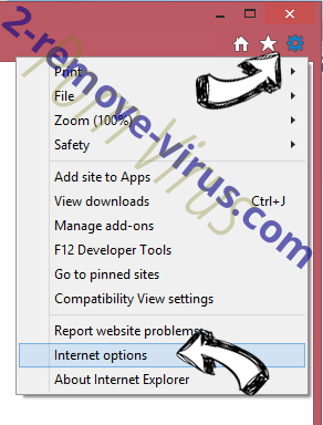 HolidayPhotoEdit Toolbar IE gear