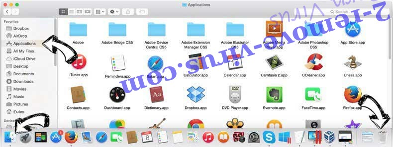 Windows Product Key Failure Scam removal from MAC OS X