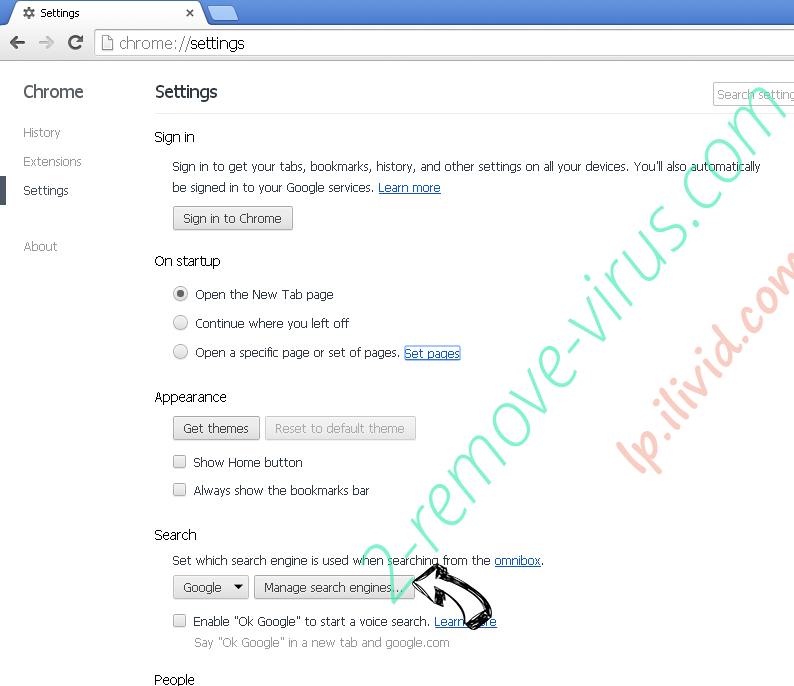 Pics4NewTab Chrome extensions disable