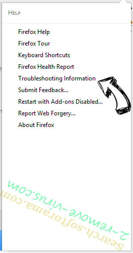 Searchdisk.de Firefox troubleshooting