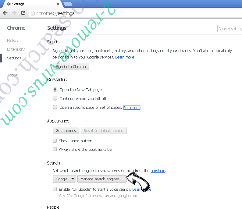 SportHero Toolbar Chrome extensions disable