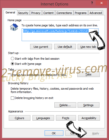 Easy Television Access Virus IE toolbars and extensions