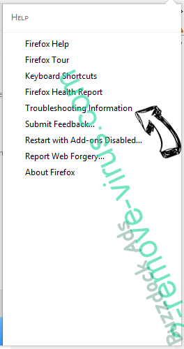 Search.easyemailaccess.com Firefox troubleshooting