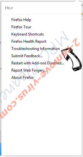 Capricornus Ads Firefox troubleshooting