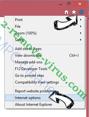 MyTransitPlanner Toolbar IE options