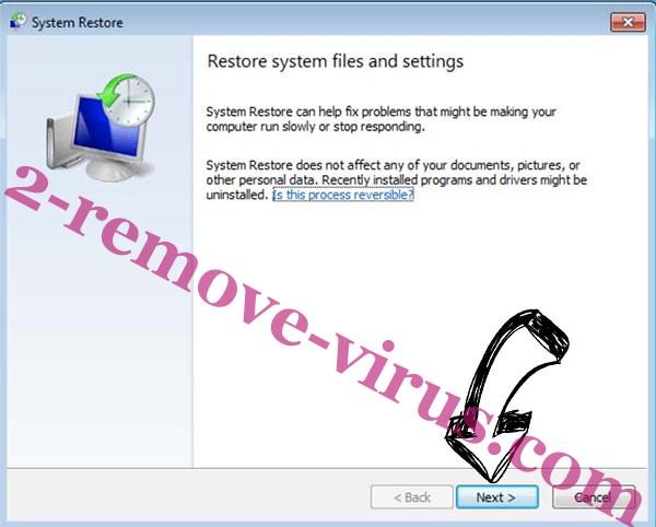 Get rid of YOLO Virus - restore init