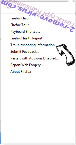 Search.rockettab.com Firefox troubleshooting