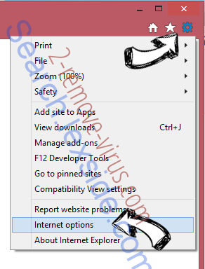 AOL Toolbar IE options