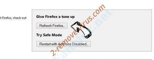 Windows Product Key Expired Scam Firefox reset