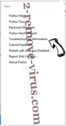 Search.adlux.com Firefox troubleshooting