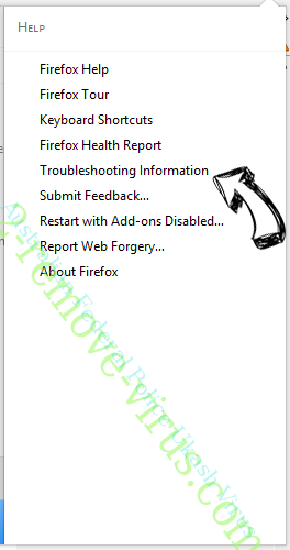 Search.triplespiralwave.com Firefox troubleshooting