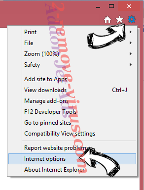 HowToSimplified Toolbar IE options