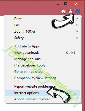 From Doc to Pdf Toolbar IE options