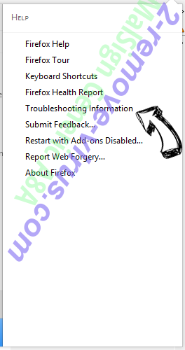 Search.loloitos.com Firefox troubleshooting