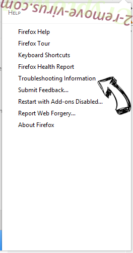 Myfast-search.com Firefox troubleshooting