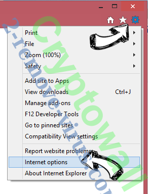 FreeManualsIndex Toolbar IE options