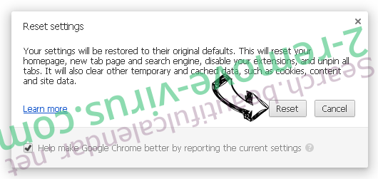 Search.searchcounn.com Chrome reset