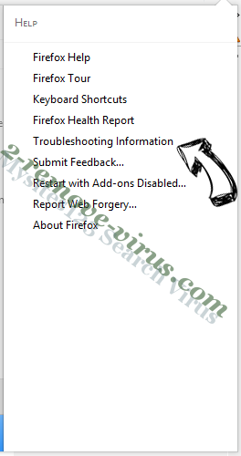 UltimateGamer.info Firefox troubleshooting