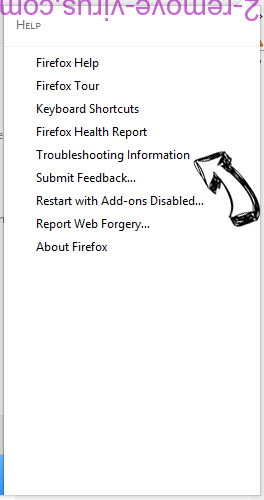 SafeServeSearch.com verwijderen Firefox troubleshooting