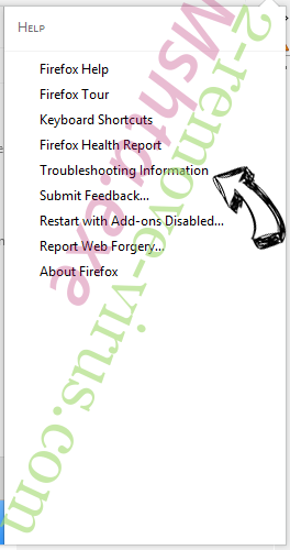 Start.mysearchdial.com Firefox troubleshooting