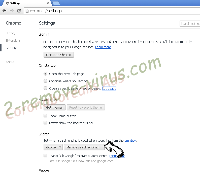 GetCouponsFast Toolbar Chrome extensions disable