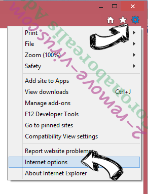 GetCouponsFast Toolbar IE options