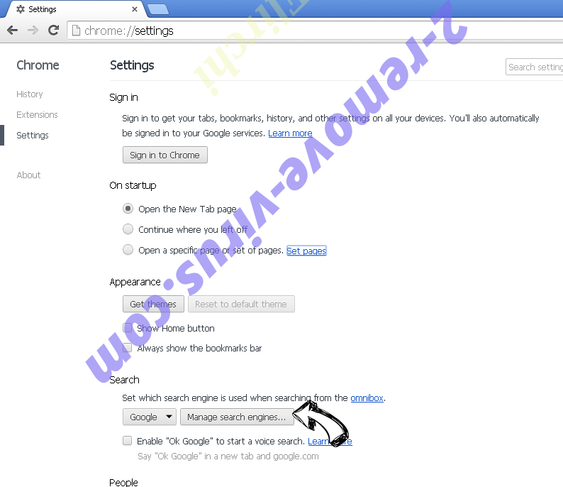 Linkury SmartBar Chrome extensions disable