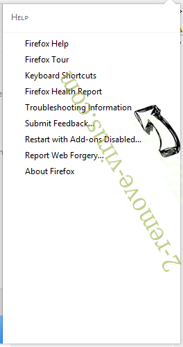 Search.freshtab.net Firefox troubleshooting