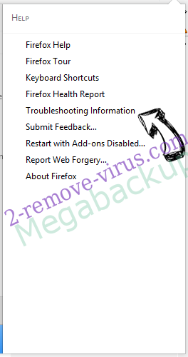 find.info Firefox troubleshooting