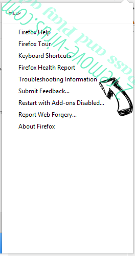 Search.gwenrose.com Firefox troubleshooting