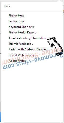 Pro-search.me Firefox troubleshooting