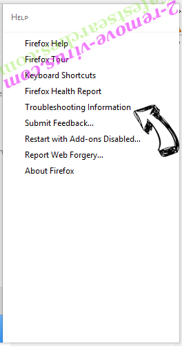 Search.medianewtab.com Firefox troubleshooting