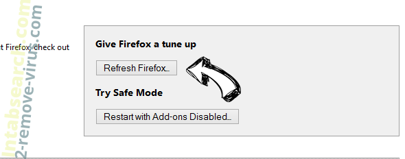 Only-news.org Firefox reset