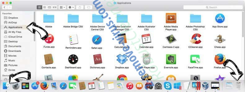 Poonama removal from MAC OS X