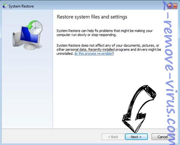 Get rid of oron@india.com - restore init
