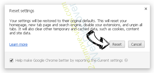 Search.uselilo.org Chrome reset