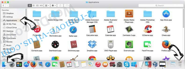 WebDiscover removal from MAC OS X
