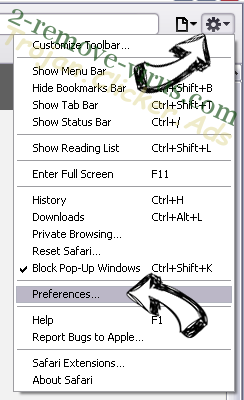 Shmokiads Safari menu