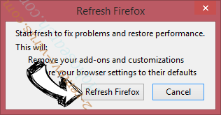 Hohosearch.com Firefox reset confirm