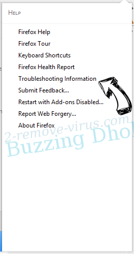Search.newtabfun.com Firefox troubleshooting