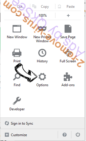 Ads by QkSee Firefox reset confirm