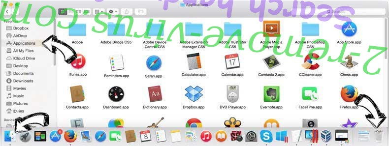 Search.handycafe.com - wie entfernen? removal from MAC OS X