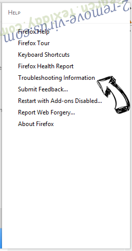 Supprimer Search.texiday.com Firefox troubleshooting