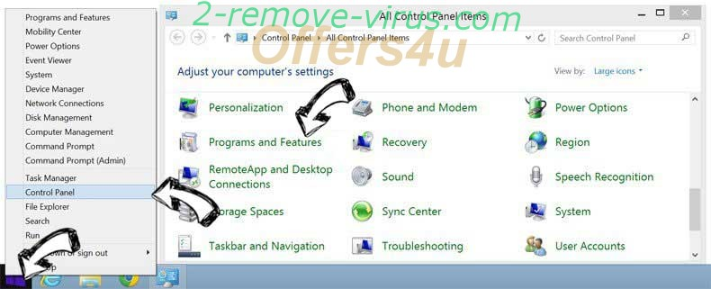 Delete decryptionservice@mail.ru virus from Windows 8