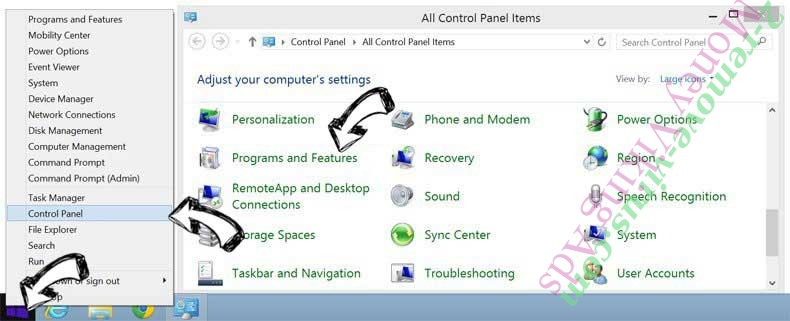 Delete ProPDFConverter Toolbar from Windows 8