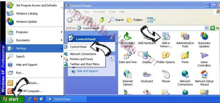 Remove Smart Defragmenter from Windows XP